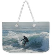 Surfing In The Sun Weekender Tote Bag