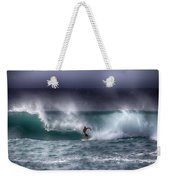 Surfing In The Usa V10 Weekender Tote Bag