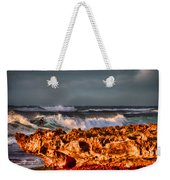 Surfing In The Usa V12 Weekender Tote Bag