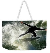 Surfing Usa Weekender Tote Bag