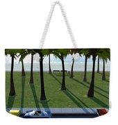 Surfside Weekender Tote Bag by Cynthia Decker
