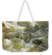 Surging Water Weekender Tote Bag