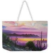 Surreal Desert II Weekender Tote Bag