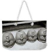 Surreal Kolkata Weekender Tote Bag