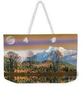 Surreal Landscape-hdr Weekender Tote Bag
