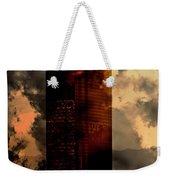 Surreal Sky Scraper Weekender Tote Bag