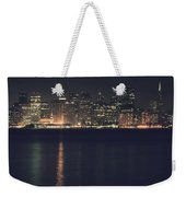 Surrender All Your Dreams To Me Tonight Weekender Tote Bag