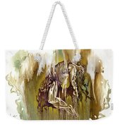 Surrender Weekender Tote Bag by Karina Llergo