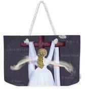 Surrender Version 2 Weekender Tote Bag by Constance Woods
