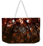 Surrounded By Autumn Weekender Tote Bag