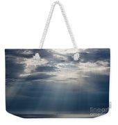 Suspended Between Heaven And Earth Weekender Tote Bag