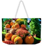Sussex County Farm Stand Weekender Tote Bag