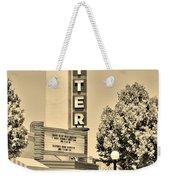 Sutter Theater Weekender Tote Bag