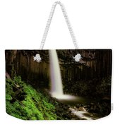 Svartifoss Waterfall, Skaftafell Weekender Tote Bag