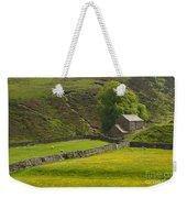 Swaledale Landscape Weekender Tote Bag
