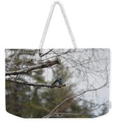 Swallow Discussion Weekender Tote Bag