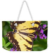 Swallow Tail Butterfly Weekender Tote Bag