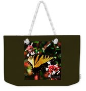 Swallowback Butterfly # 1 Weekender Tote Bag