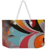 Swallowed Rainbow Weekender Tote Bag