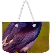 Swallowtail Pose Weekender Tote Bag