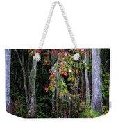 Swamp Beauty Weekender Tote Bag