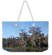 Swamp Serenity Weekender Tote Bag