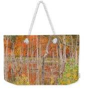Swamp Colors Weekender Tote Bag