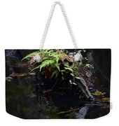 Swamp Fern Weekender Tote Bag