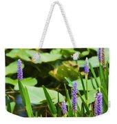 Swamp Flowers  Weekender Tote Bag