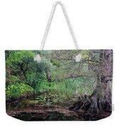 Swamp Garden Weekender Tote Bag