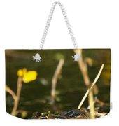 Swamp Muscian Weekender Tote Bag