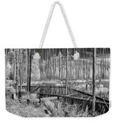 Swamp Trees Weekender Tote Bag