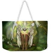 Swan Goddess Weekender Tote Bag