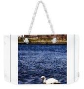 Swan Lake Poster Weekender Tote Bag