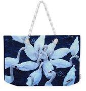 Swan Party Weekender Tote Bag