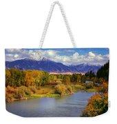 Swan Valley Autumn Weekender Tote Bag