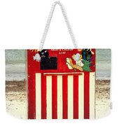 Swanage Punch And Judy Weekender Tote Bag