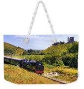 Swanage Steam Railway Weekender Tote Bag