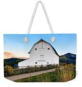 Swaner Sunset Weekender Tote Bag