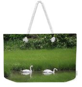 Swans Of Chatham Weekender Tote Bag