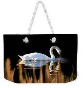Swan River Weekender Tote Bag