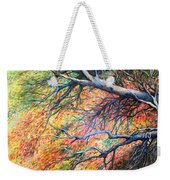 Sway Dancing Trees Weekender Tote Bag