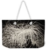 Swaying Anemone Bw Weekender Tote Bag