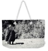 Swaying In The Wind Weekender Tote Bag