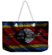 Swaziland Weekender Tote Bag