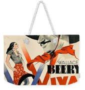 Swedish Poster #1   Viva Villa 1934-2008 Weekender Tote Bag