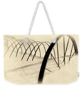 Sweep Weekender Tote Bag