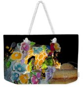 Sweet As Honey - Honey Bees Weekender Tote Bag