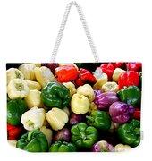 Sweet Bell Peppers Weekender Tote Bag