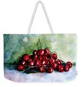 Sweet Cherries Weekender Tote Bag